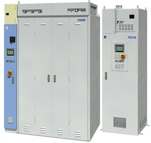 F固定式排ガス処理装置